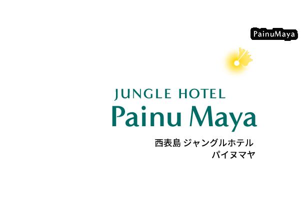西表島ジャングルホテル パイヌマヤ地図
